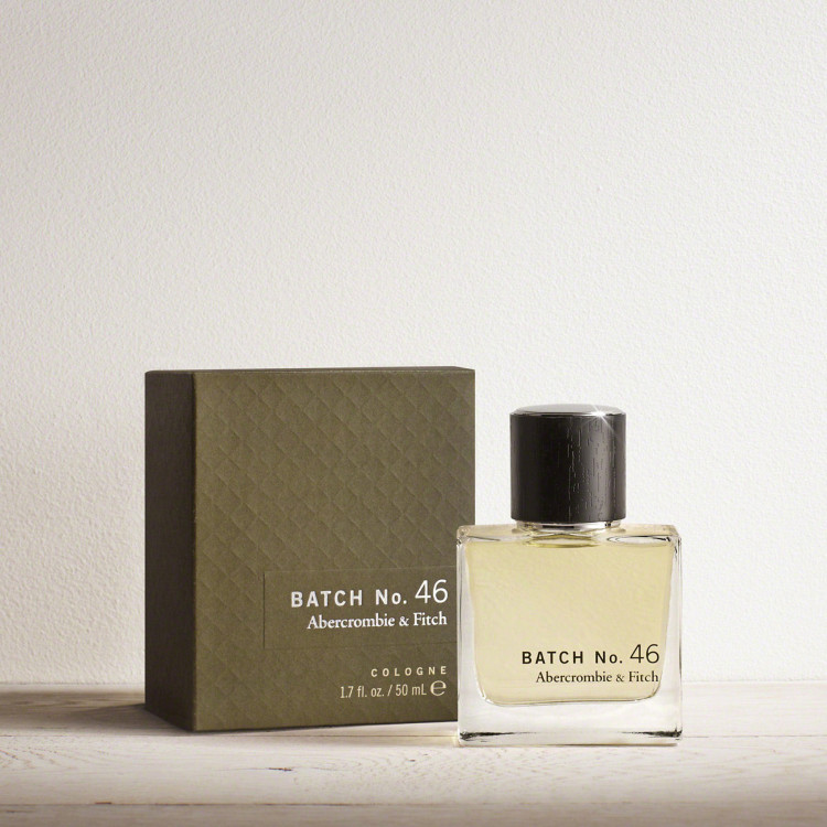Abercrombie Fitch BATCH NO. 46 COLOGNE 50мл