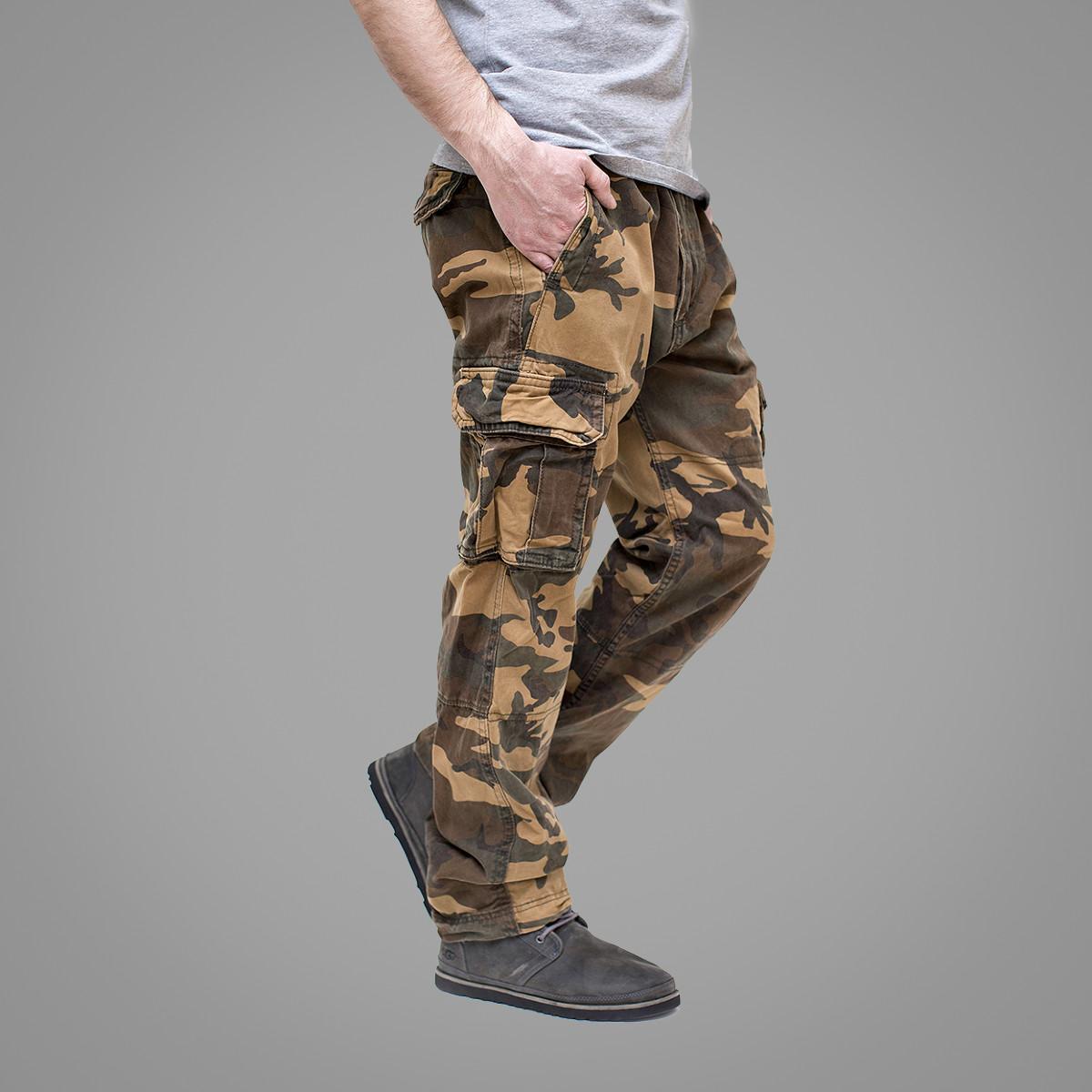 369e8433 Мужские брюки карго Abercrombie Fitch цвет милитари артикул 50040 купить в  интернет магазине Mimoda за 4500 руб - с бесплатной доставкой по Москве и  России