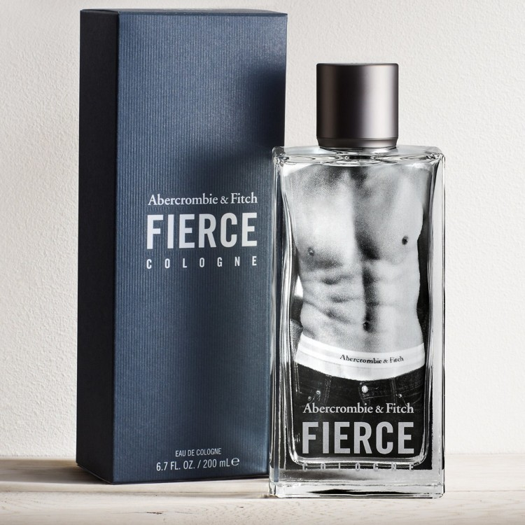 Abercrombie Fitch FIERCE COLOGNE 200мл