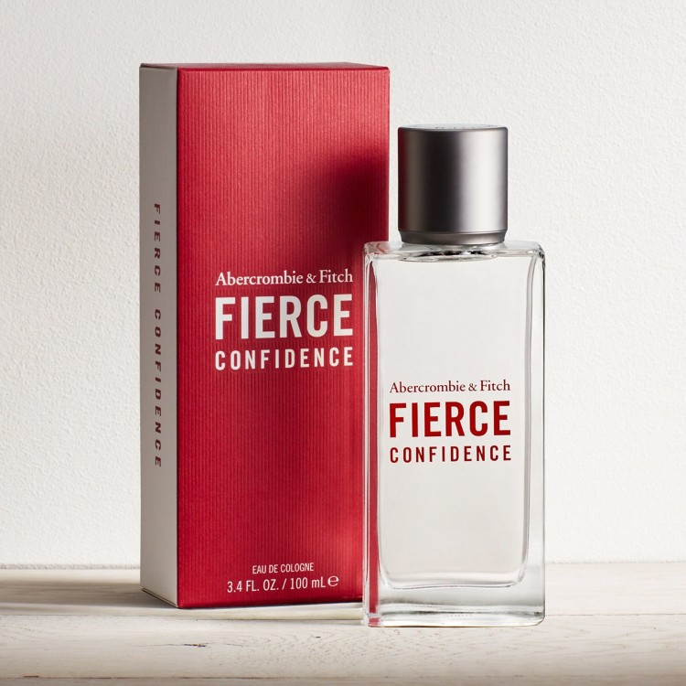 Abercrombie Fitch FIERCE CONFIDENCE COLOGNE 100мл